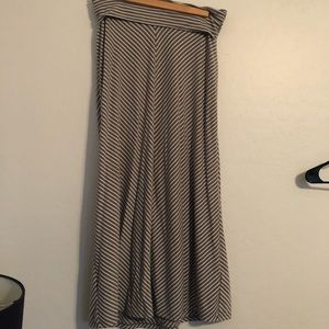 Old Navy Maternity Maxi Skirt